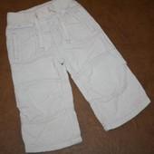 Next Вельветовые брюки для девочки 9-12 мес.