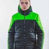 Мужская куртка осень весна