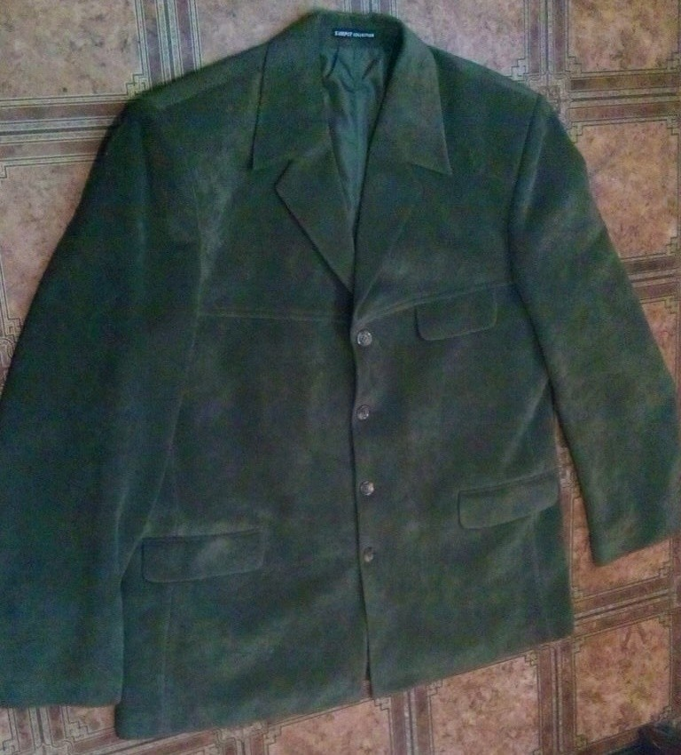 мужской пиджак р.54 фото №1