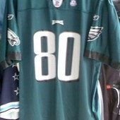 Reebok nfl футболка XLp eagles - Trash №80 из сша