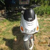 Продам мопед скутер TGB