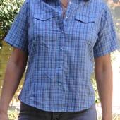 Wrangler. Рубашка трендовых цветов - голубого с марсалом!