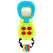 Bright Starts развивающая игрушка Мой телефон 9019