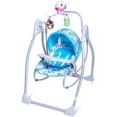 Кресло-качалка Baby Tilly Bt-sc-0003 Blue, голубой