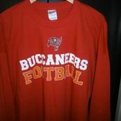nfl Buccaners football 3XL футболка с длинным рукавом из сша