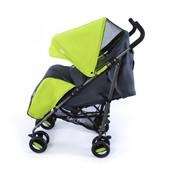 Коляска прогулочная-трость Tilly Carrelo Bravo crl-1404 green, зеленый