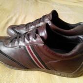 Кожаные туфли Tommy Hilfiger(оригинал)р.42