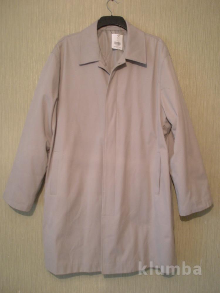 Мужское пальто bruce & borough, 450гр по акции-300гр фото №1