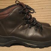Кожаные треккинговые ботинки. Outdoor scene Phoenix  Waterproof .42 р.