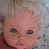 кукла zapf   55 см. на сборку
