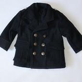 Пальто для мальчика 6 9мес