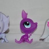 Пет шопы pets shop игрушки зоомагазин Littlest pet shop LPS разные