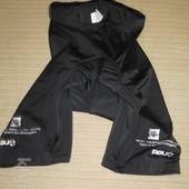 Велотрусы Agu bike  gear  черного цвета с памперсом Nalini. Италия. M.