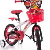 Велосипед Азимут Хантер 14, 16, 20 дюймов детский Azimut Hunter