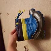 Ботинки ессо biom 24 размер.