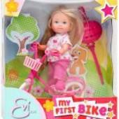 Распродажа - Кукла Еви Hello Kitty прогулка на велосипеде от Simba