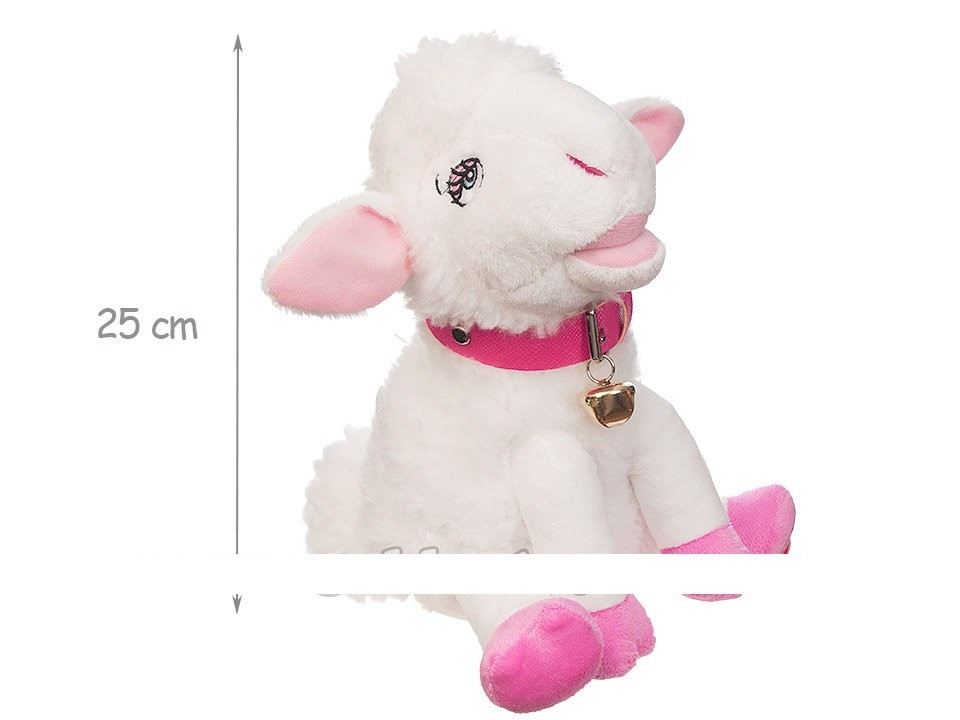 Интерактивная игрушка овечка сказочница фото №1