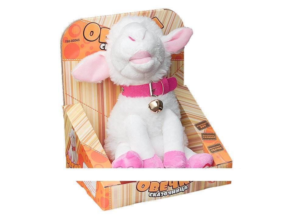 Интерактивная игрушка овечка сказочница фото №2