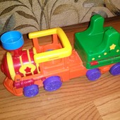 Fisher Price Поезд Little people