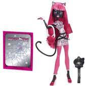 кукла Monster High Catty Noir серии New scaremester монстер хай кетти нуар новый скарместр
