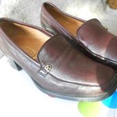 Кожаные туфли  Minelli 36р. Отличное состояние