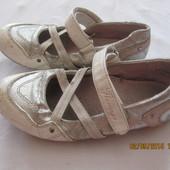 Туфлі-балетки 19 см. Фламинго