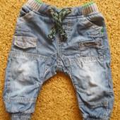 Next джинсы на 6_9мес.
