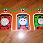 Паравозики Томас для игры в ванной