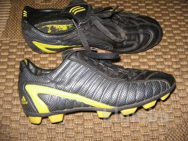 Бутси копы копочки (бутсы) adidas 38 розмір. (стелька 23,5 см) оригінал фото №1