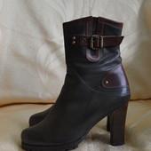 кожаные ботинки inci, р. 37