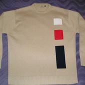 свитер коттоновый LDS    р.M