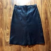 Кожаная юбка Gap