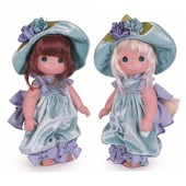 Кукла, набор кукол виниловый