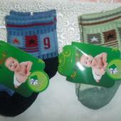 Носочки для хлопчиків 0-2 міс