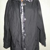 двусторонняя  куртка  большого  размера  на  подкладке - Германия