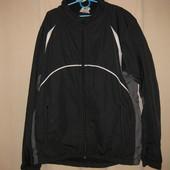 Мужская спортивная куртка с плотной подкладкой