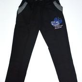 Спортивные брюки для девочки 8-12 лет