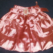 Нарядна спідничка, юбка, для дівчинки 110-120см.