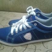 Оригинальные и красивые Мокасины Markos, туфли для мальчика р.37, стелька 23,5см
