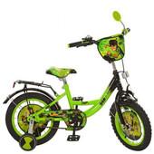 Велосипед Бен 12  дюймов BEN двухколесный детский