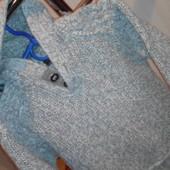 Красивый и модный свитер Некст на 3 года