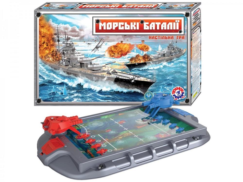 Морские баталии технок 1110 морской бой настольная игра фото №1
