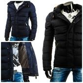 куртка мужская зимняяя
