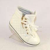 Модные сникерсы для девочек 519-1