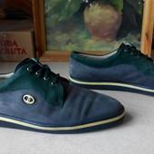№ 1669 кроссовки , спорт-туфли Bally Switzerland 45.5 кожа