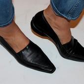 Туфли Gаbor, Германия, оригинал, кожа полн, 39 р