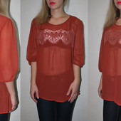 Блуза размер Л(14) Dorothy perkins