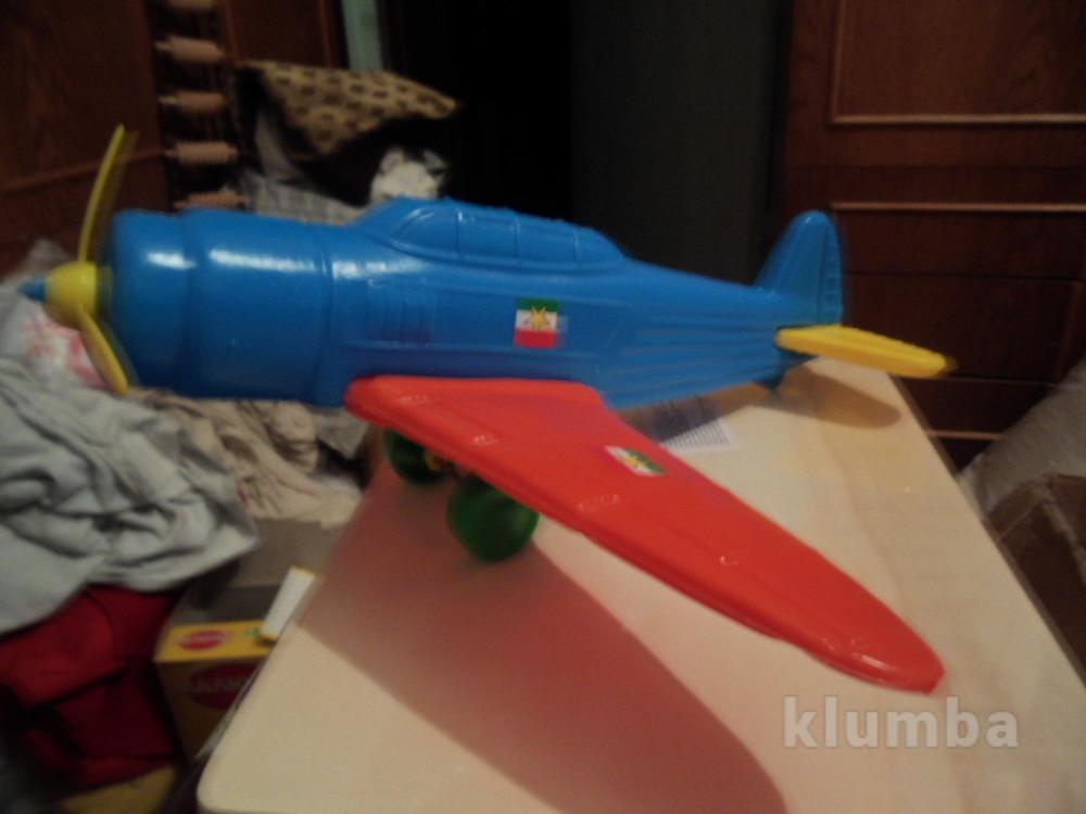 Самолет большой разборной фото №1