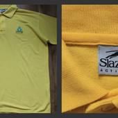 Желтая тенниска Slazenger XL