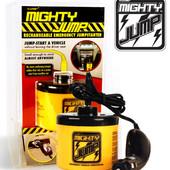 Автомобильное пуско-зарядное устройство  Mighty Jump